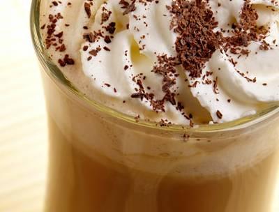 Ricetta di dolci: semifreddo al caffè