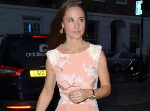 Pippa Middleton si sposa in primavera: le nozze con un banchiere
