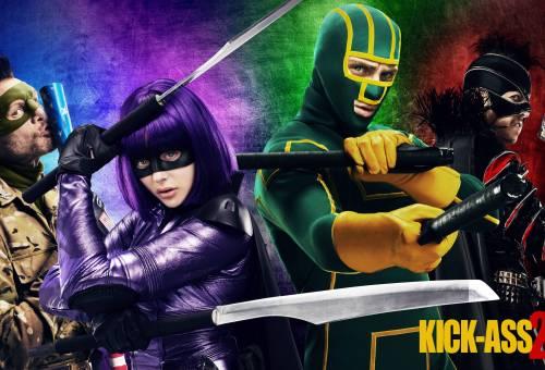 """""""Kick-ass 2"""": trama e recensione del film"""