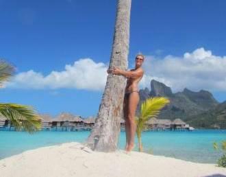 Heidi Klum: foto su Twitter... completamente nuda