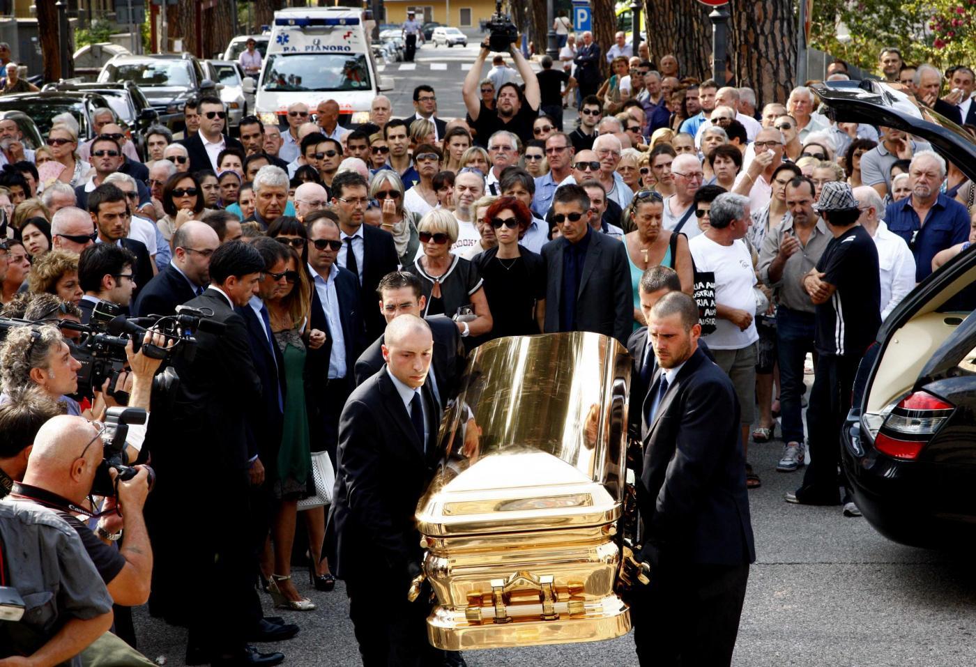 Pianoro, Funerale di Alice Gruppioni