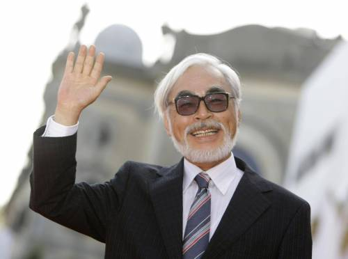 """Hayao Miyazaki, dice addio al cinema. """"Si alza il vento"""" il suo ultimo film"""