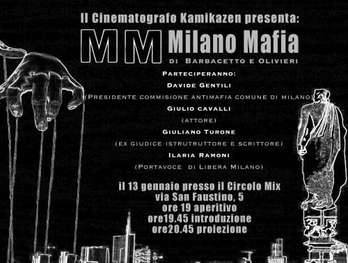"""""""MM Milano Mafia"""", il film da rivedere"""