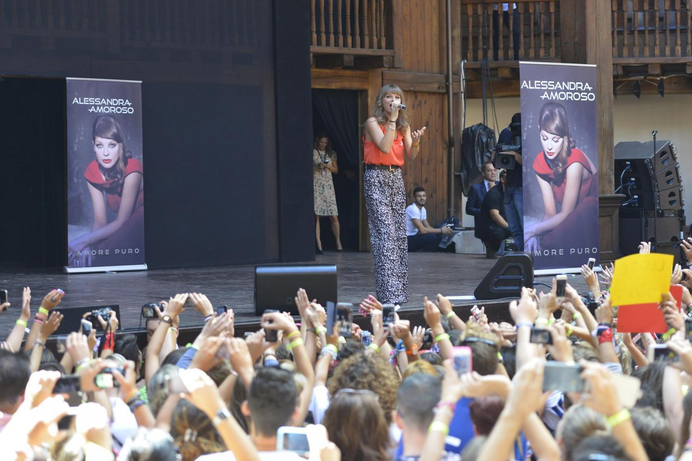 Alessandra Amoroso presenta il nuovo album Amore Puro05