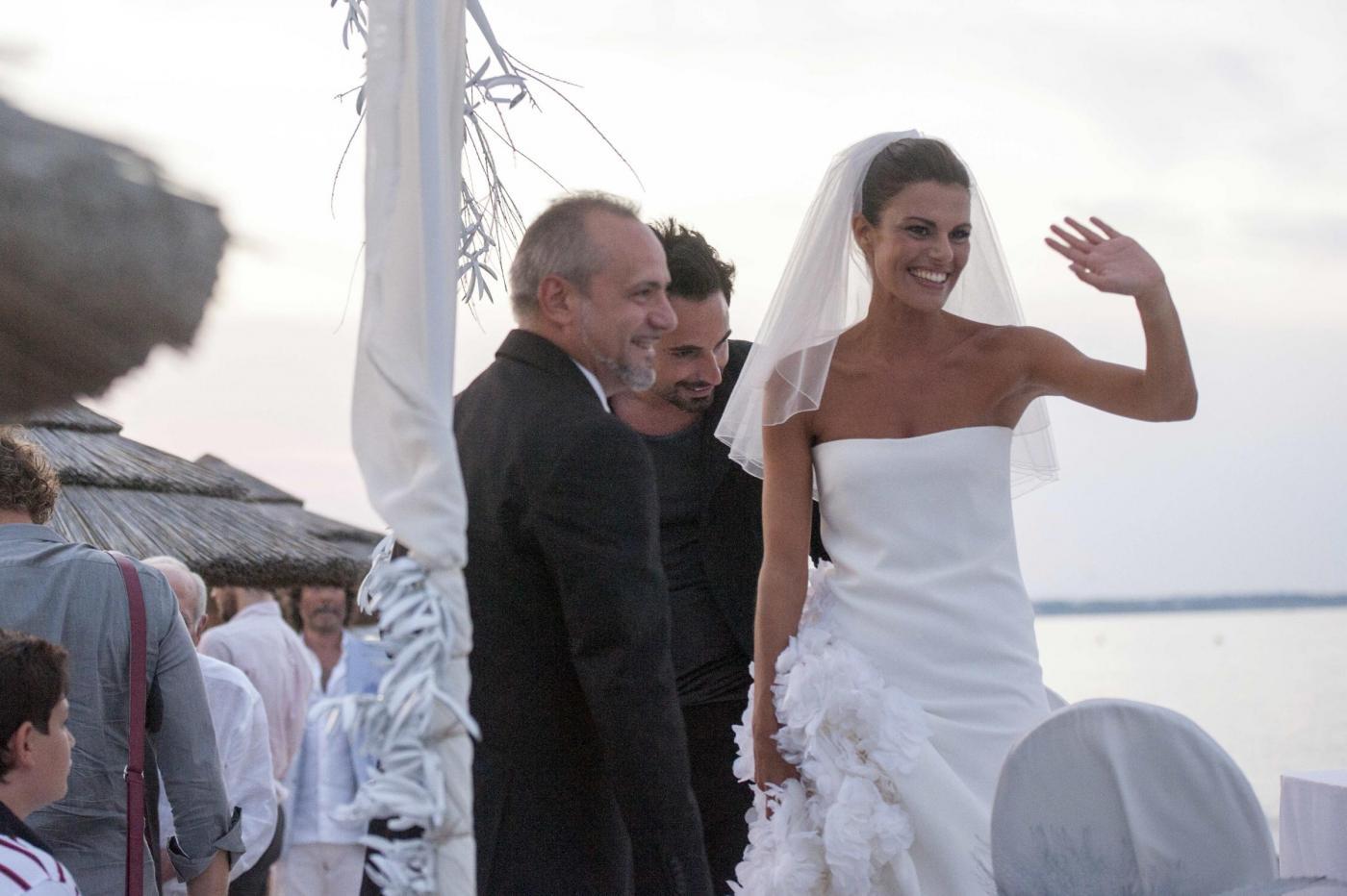 Bianca Guaccero e Dario Acocella sposi a Monopoli09 ...