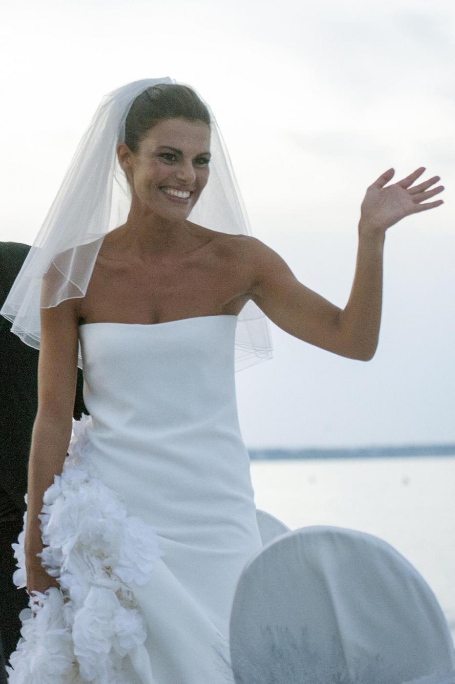 Bianca Guaccero e Dario Acocella sposi a Monopoli08 ...
