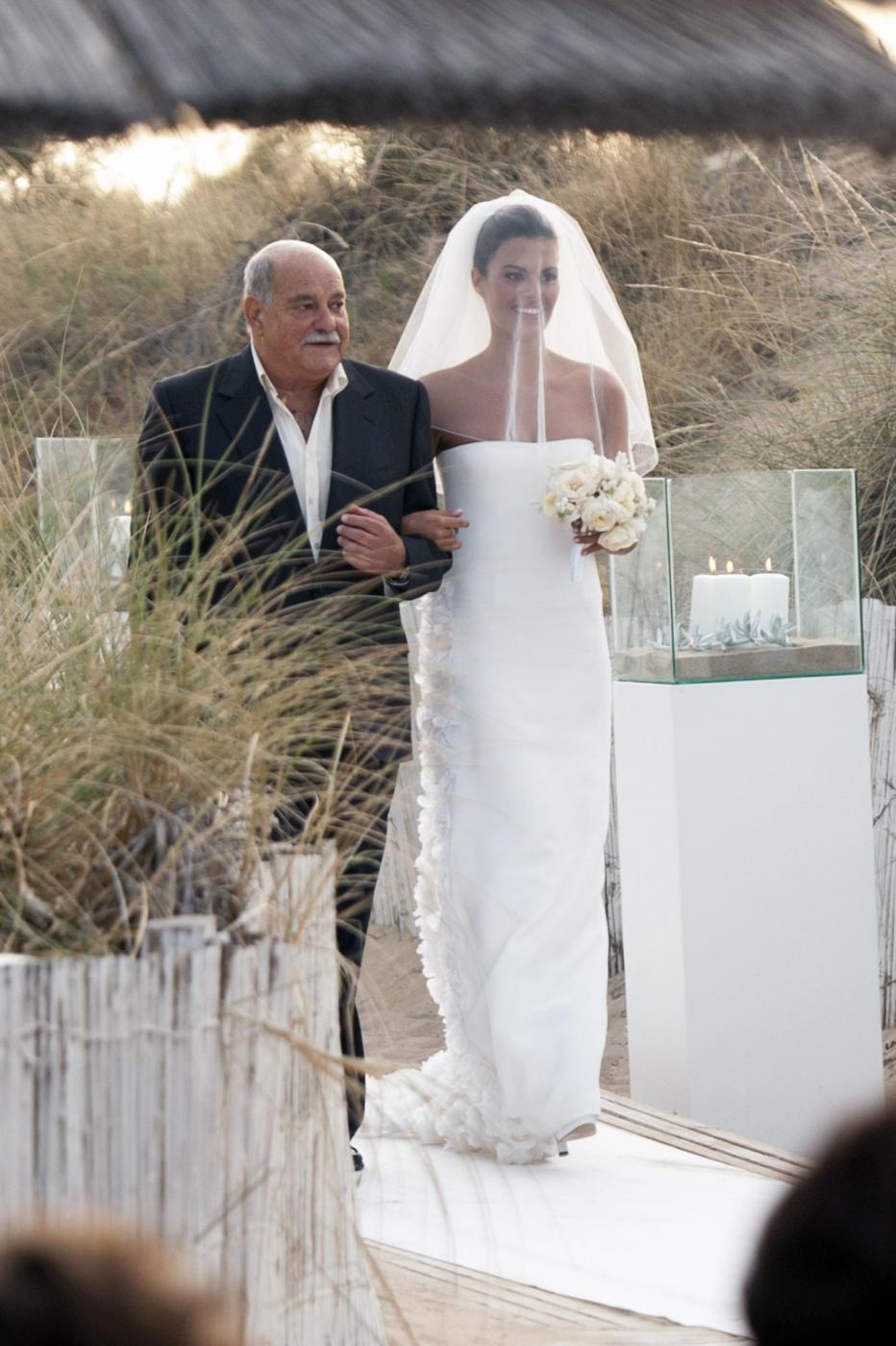 Bianca Guaccero e Dario Acocella sposi a Monopoli07 ...