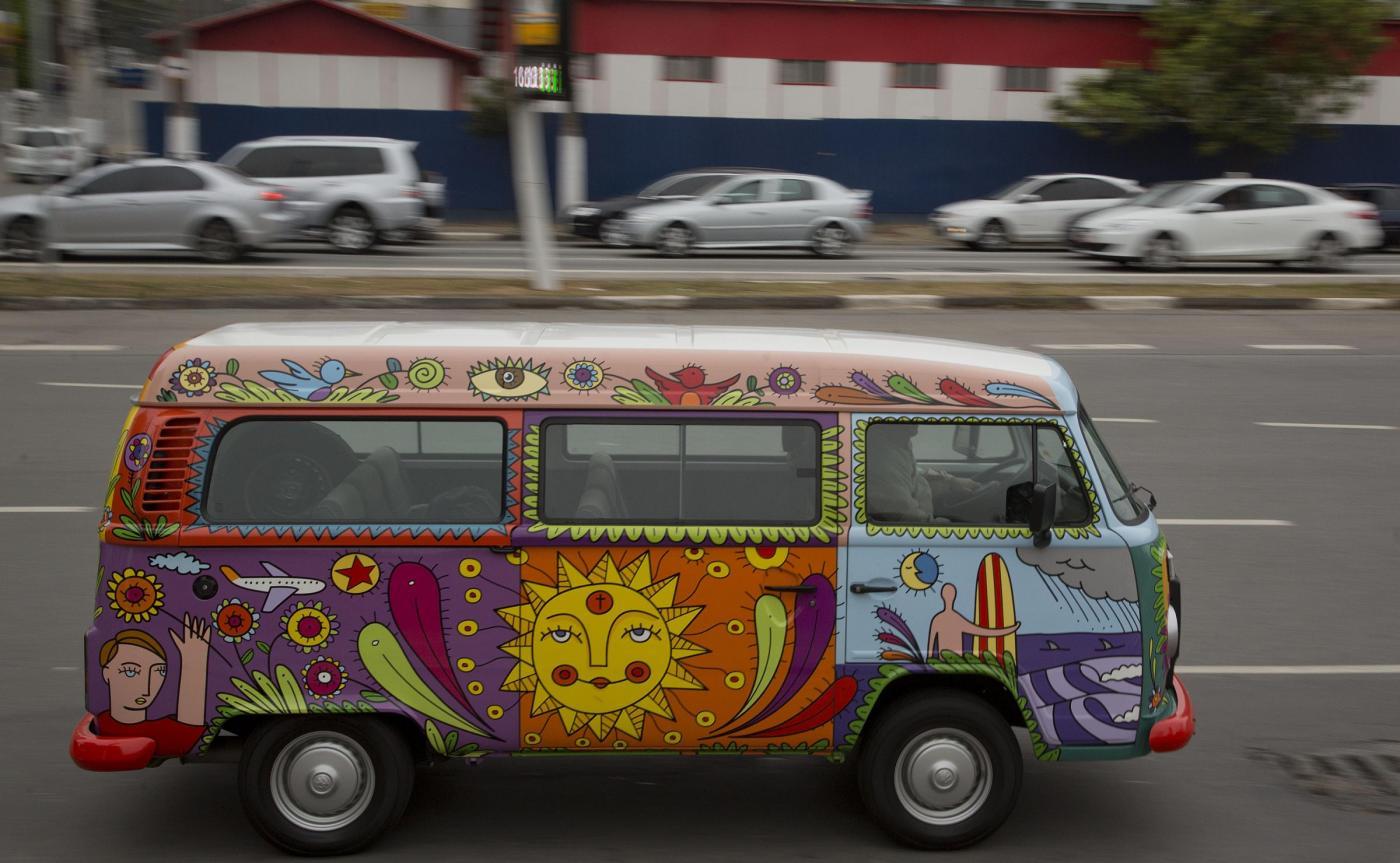 Brasile il van Volkswagen, a fine non verrà più prodotto. E' la fine del mito 06