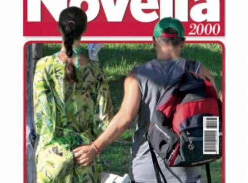 Eros Ramazzotti palpa Marica Pellegrinelli: la mano affonda...