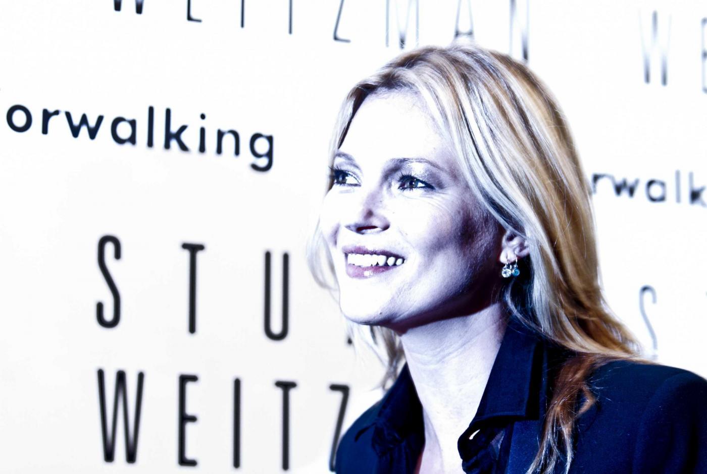 Kate Moss allo store di Stuart Weitzman07