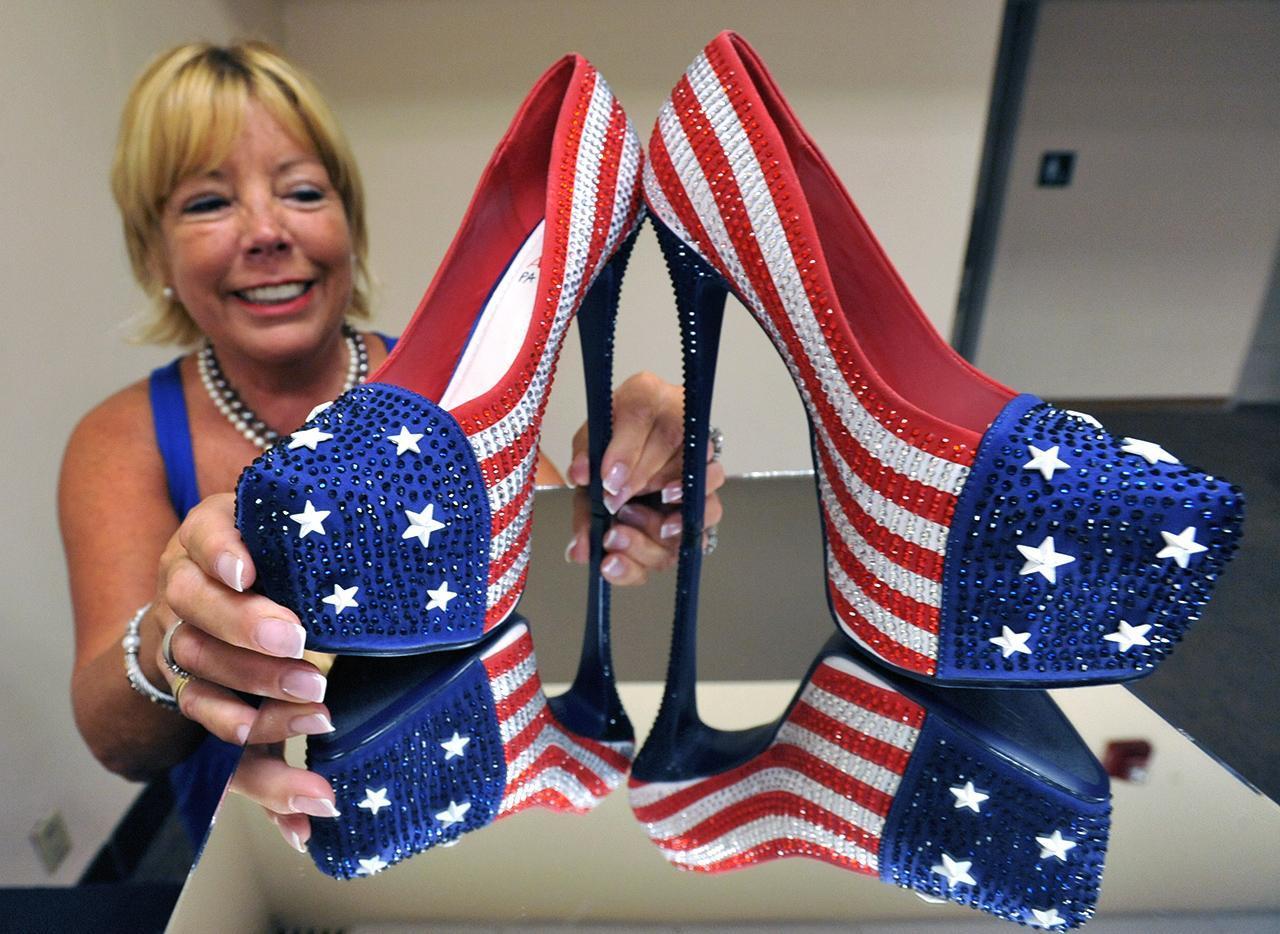 Miss America 2014: le strane scarpe che indosseranno le concorrenti 03