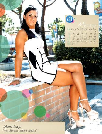 Miss Mamma 2014, il calendario06