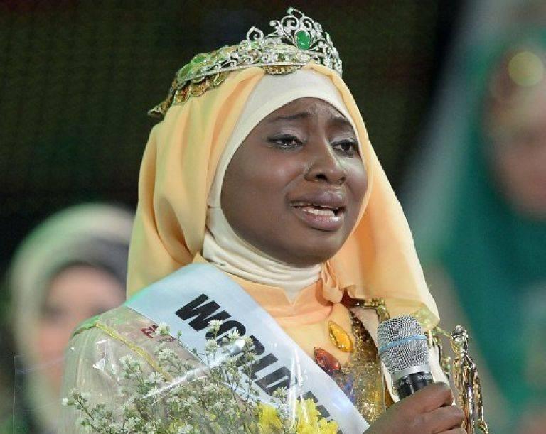 Miss Mondo Musulmana ha 21 anni e viene dalla Nigeria
