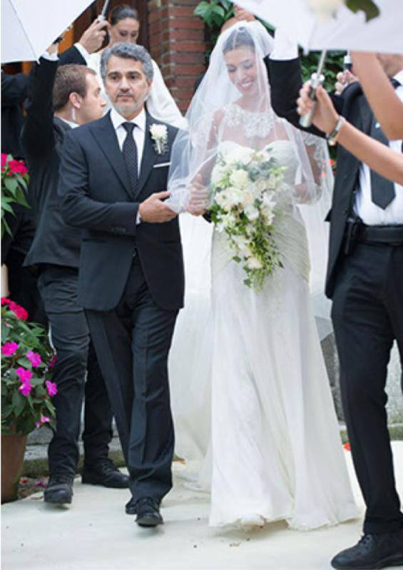 Belen Rodriguez e Stefano De Martino: su Facebook nuove foto del matrimonio10