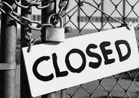 2013, anno nero: in Italia chiuse più di 50 mila imprese