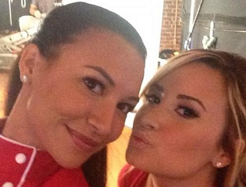 """Demi Lovato """"lesbica"""", l'amante è Naya Rivera"""