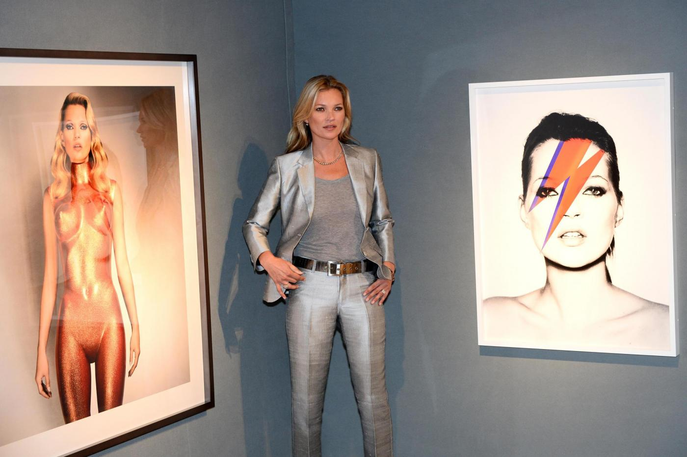 Kate Moss, ritratti all'asta da Christie's il prossimo 25 settembre09