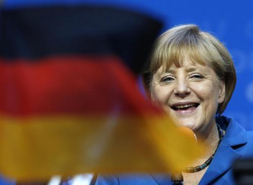 Elezioni in Germania: Angela Merkel trionfa ed entra nella storia