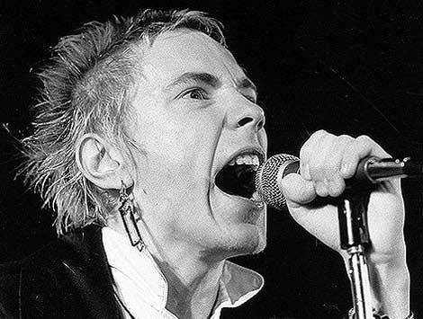 Sex Pistols, Johnny Rotten racconta la sua street culture