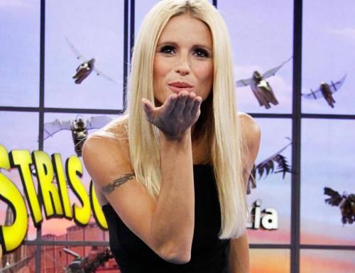 Striscia La Notizia: Michelle Hunziker, Virgina Raffaele e...