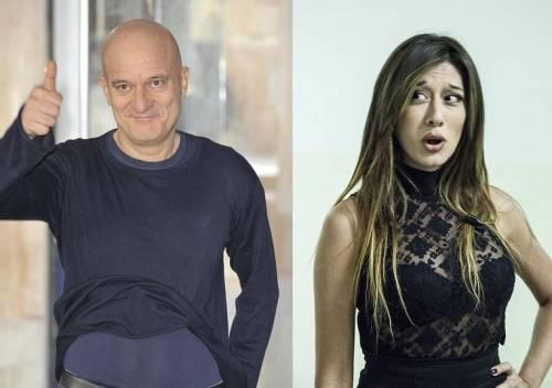 Claudio Bisio torna a Zelig in coppia con Virginia Raffaele
