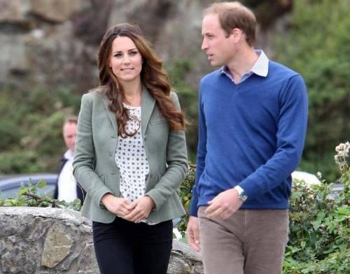 Kate Middleton: magrissima e in forma a pochi giorni dal parto
