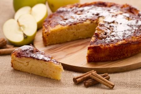 Ricette di dolci: torta di mele rustica