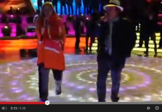 Al Bano Carrisi e Romina Power insieme a Mosca: video del concerto