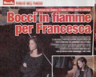 """Marco Bocci e Francesca Valtorta sempre vicini. Emma Marrone """"odia tutti"""""""