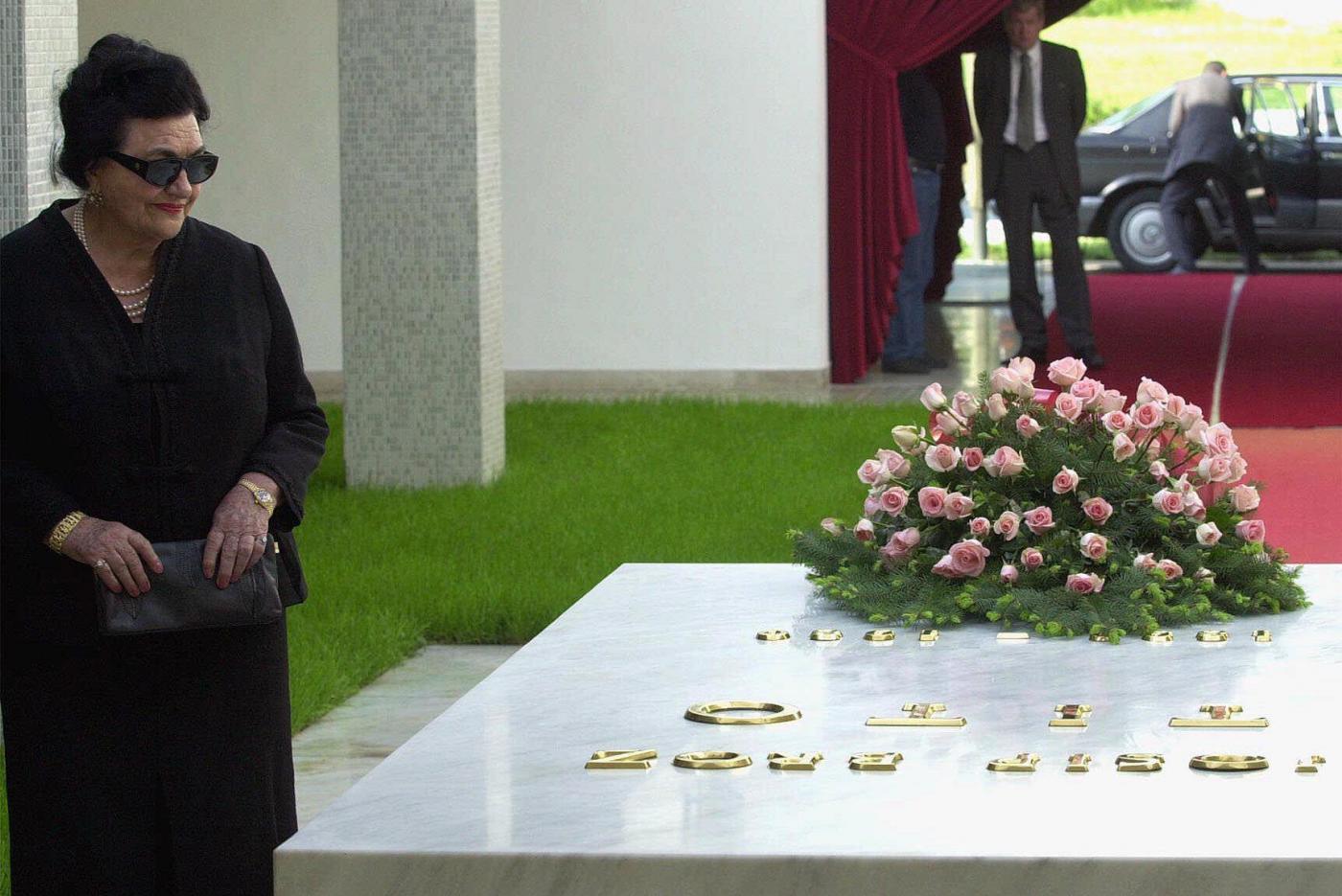 Jovanka Broz, muore a 88 anni la vedova di Tito01