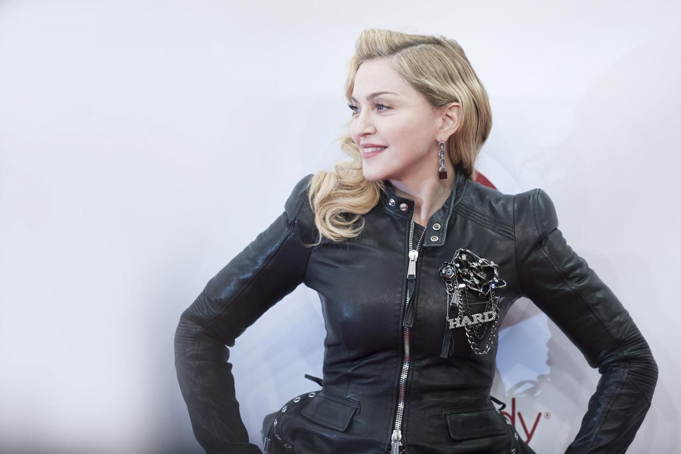 Erffnung von Madonnas Hard Candy Fitness Club in Berlin Madonna apre la sua palestra a Berlino05