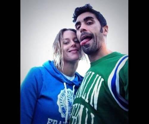 """Federica Pellegrini e Filippo Magnini inseparabili, lui: """"Ho dovuto sudare"""""""