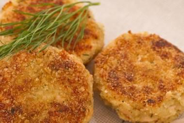Finger food: crocchette di patate al salmone