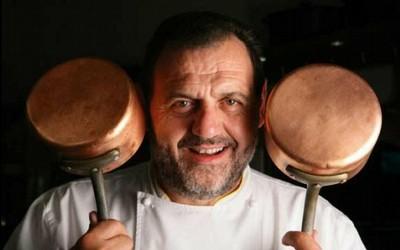 """Gianfranco Vissani: """"Troppa chimica in cucina, sembra una sala operatoria"""""""