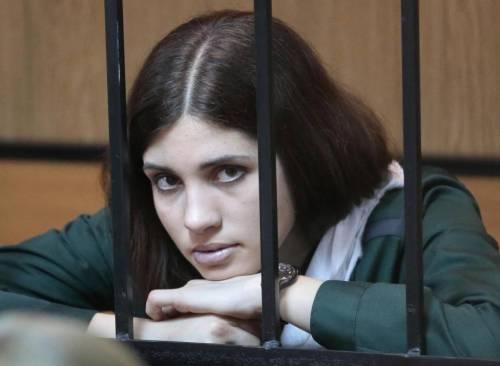 Pussy Riot: leader Nadia minaccia di riprendere sciopero della fame
