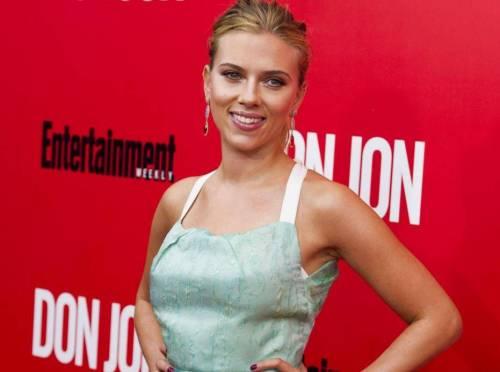 """Scarlett Johansson: """"A 9 anni sembrava che fossi un ubriacone"""""""