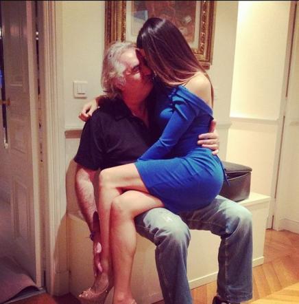 Claudia Galanti, Melita Toniolo... gambe sensuali su Instagram (foto)