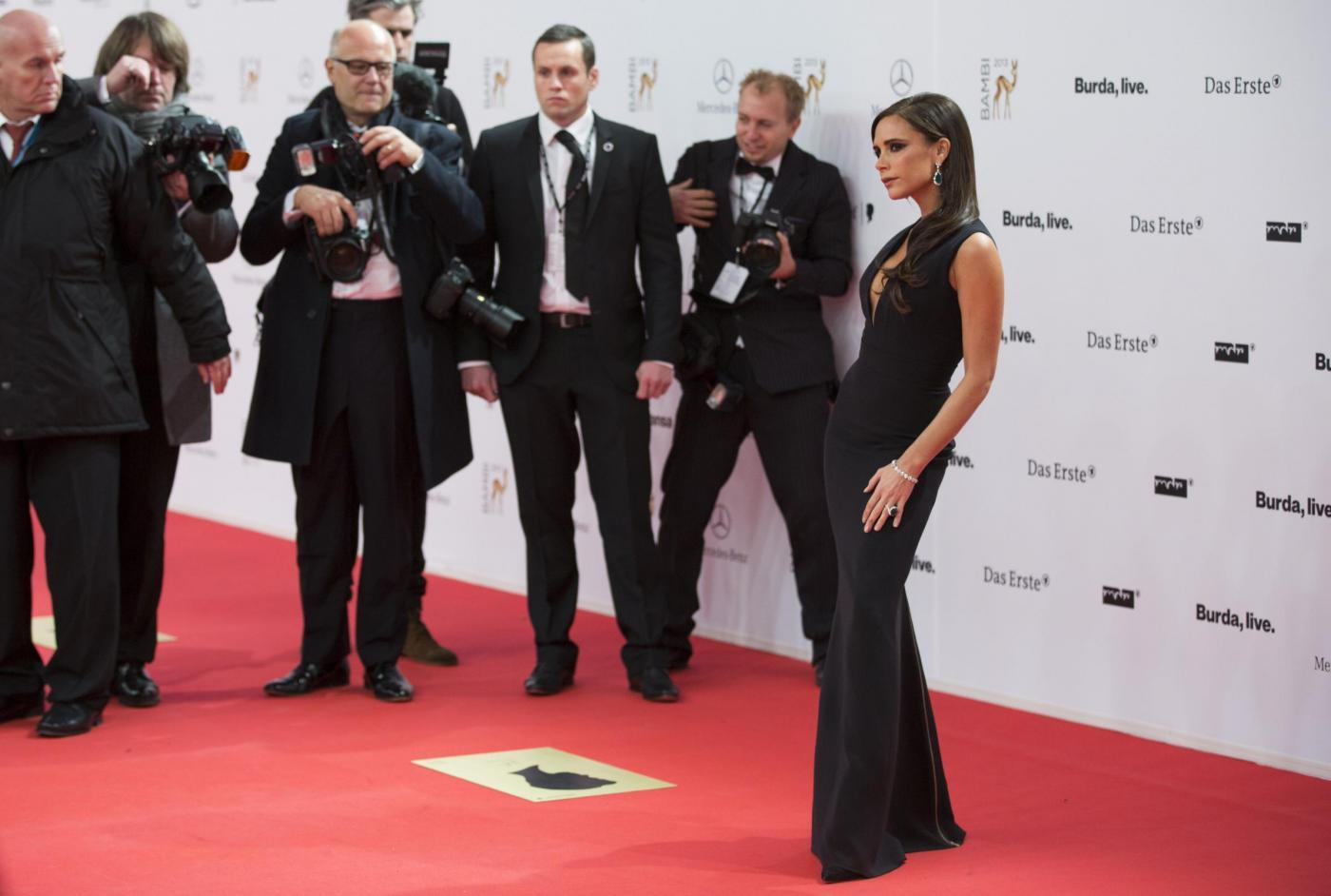 Victoria Beckham ai bambi Awards l'ex Spice Girls è bellissima 06