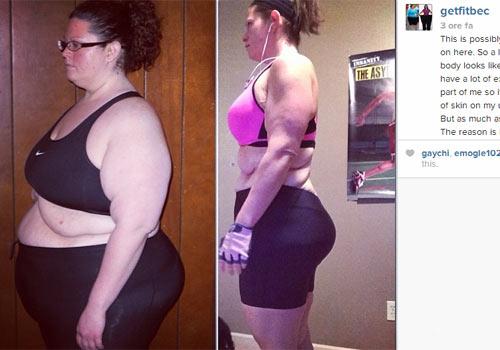 sono obesa voglio dimagrire