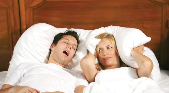 Il segreto per non russare? Diminuire il sale nella propria dieta