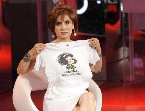 Da Anna Oxa a Alda D'Eusanio... liti e insulti: il trash della tv insospettabile