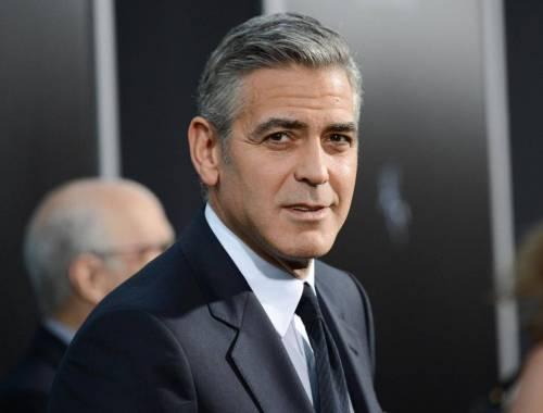 George Clooney e Amal Alamuddin sognano matrimonio a Venezia