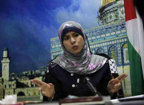 Hamas, è donna la nuova portavoce: rivoluzione femminile