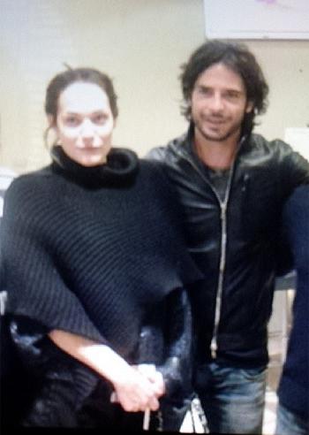 Emma Marrone e Marco Bocci, in crisi per Laura Chiatti?