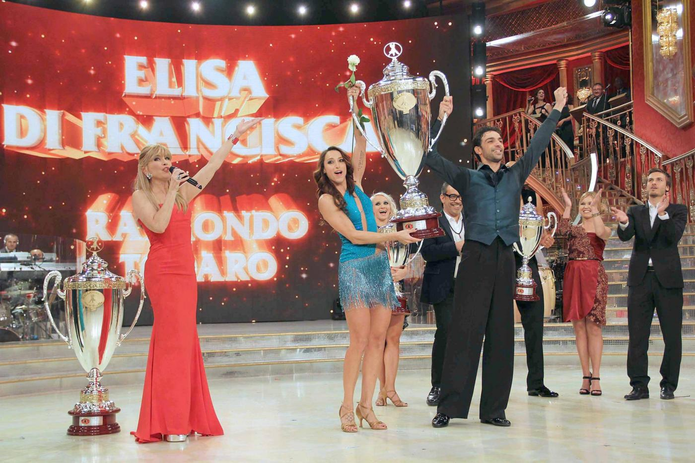 Ballando Con le stelle 2013 vince Elisa De Francisca04
