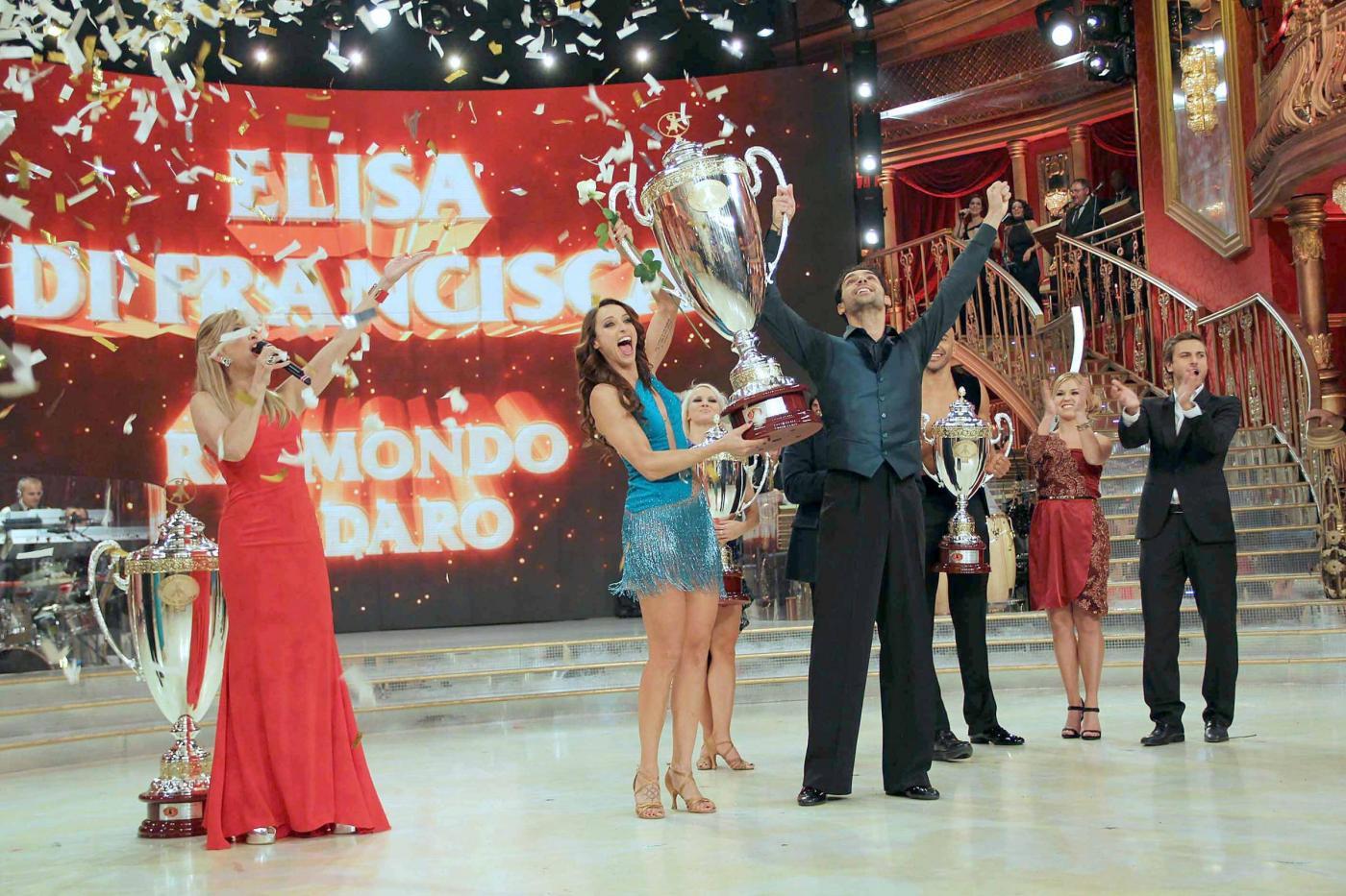 Ballando Con le stelle 2013 vince Elisa De Francisca01