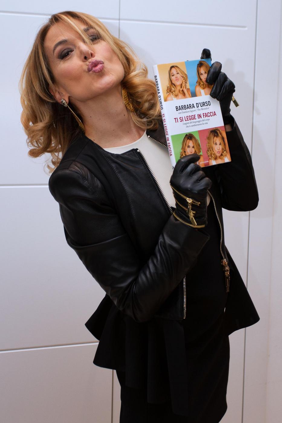 Barbara D'Urso presenta il suo nuovo libro Ti si legge in faccia 04