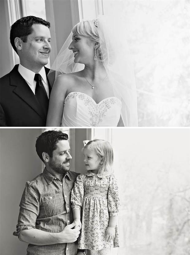 Ben e Olivia: ricreano album delle nozze in onore di Ali madre defunta 05