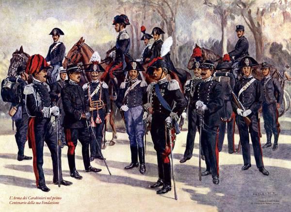 Carabinieri, il Calendario 2014 che celebra i 200 anni dell'Arma0019