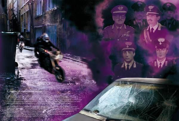 Carabinieri, il Calendario 2014 che celebra i 200 anni dell'Arma0010